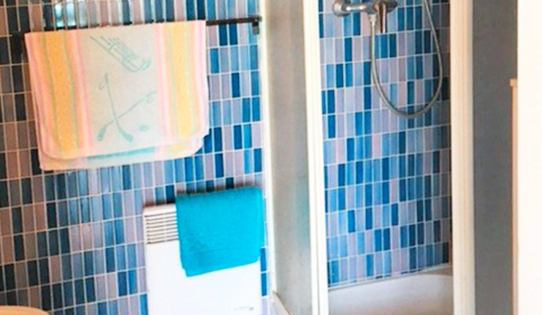 Vente Studio Cagnes-Sur-mer salle de bains