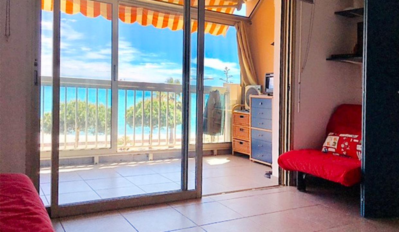 Vente Studio Cagnes-Sur-mer salon