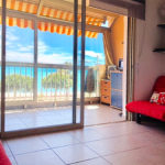 Vente Studio Cagnes-Sur-mer balcon