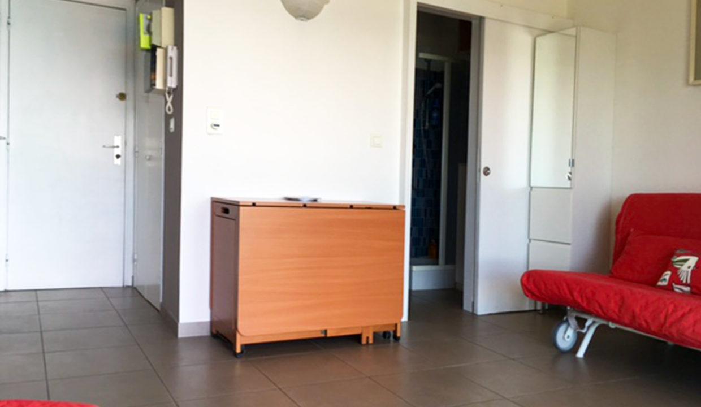 Vente Studio Cagnes-Sur-mer pièce principale