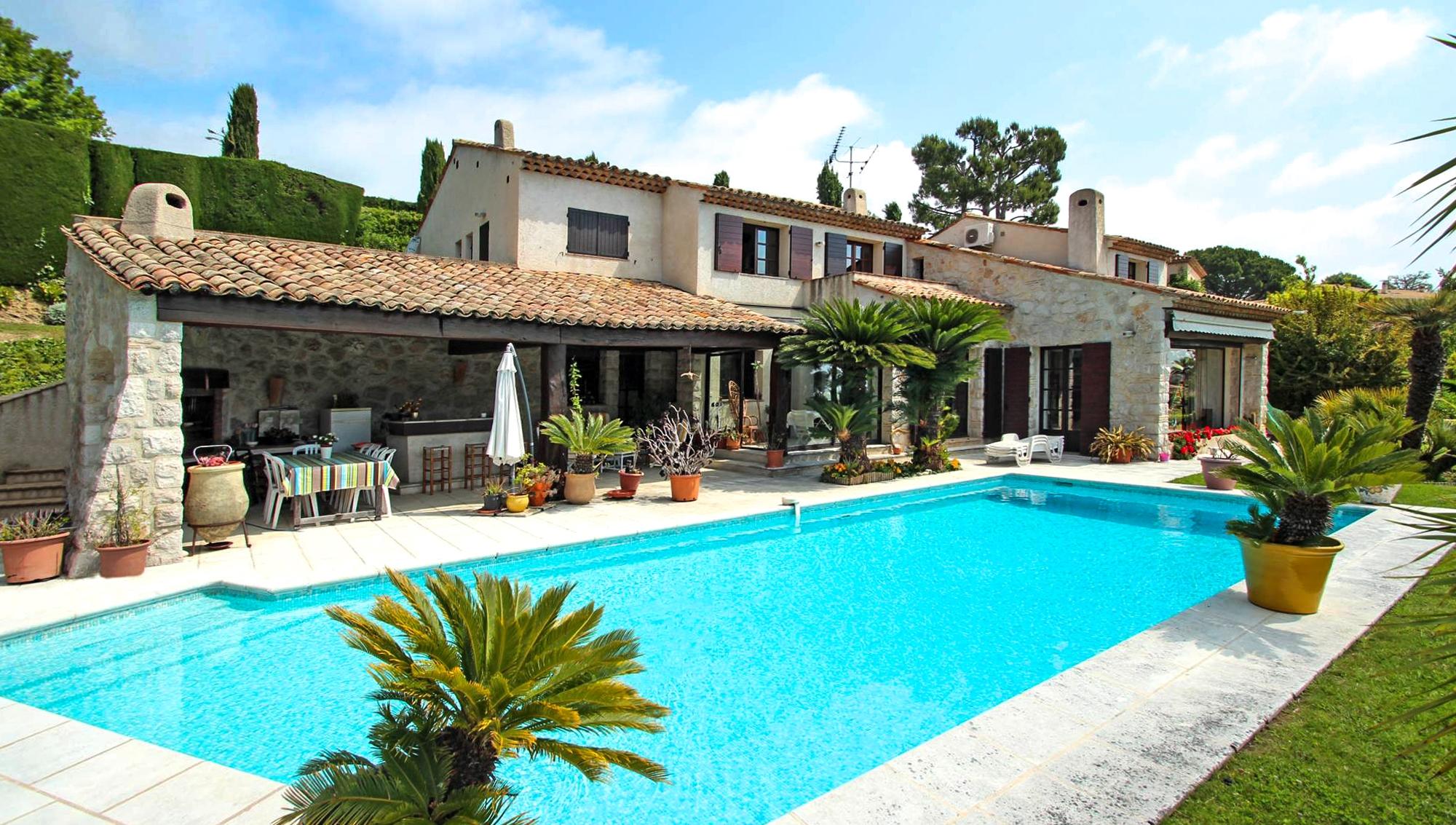Magnifique propriété de style provençal – Saint-Paul-de-Vence