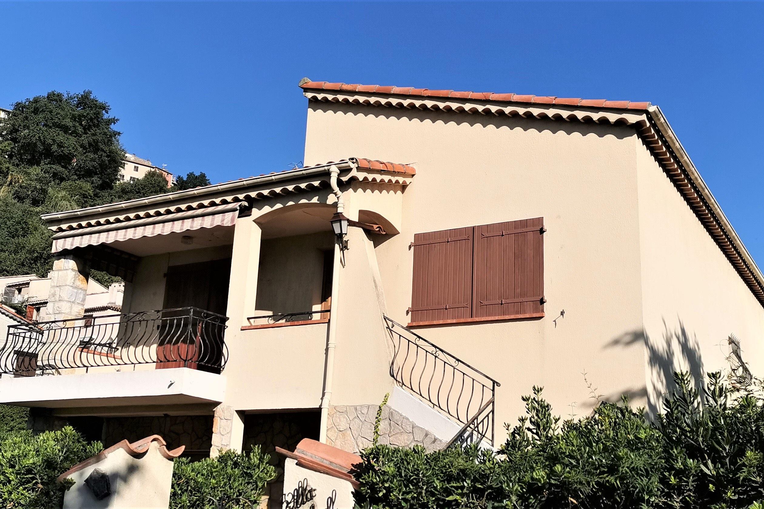 Vente – Rare. Villa Individuelle à rénover – Cagnes-sur-mer