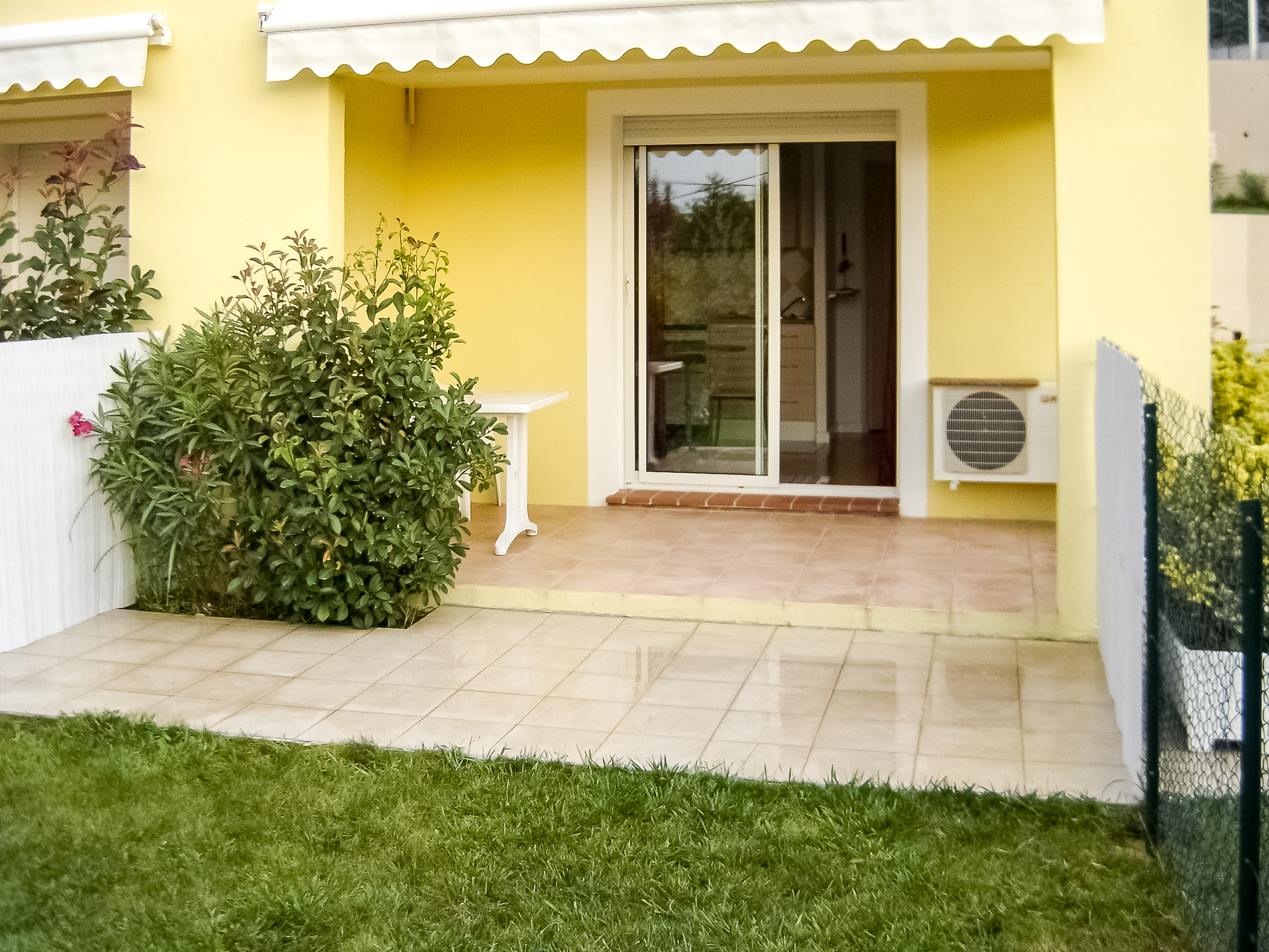 Location T2 terrasse & parking – rdc villa – Cagnes-sur-mer