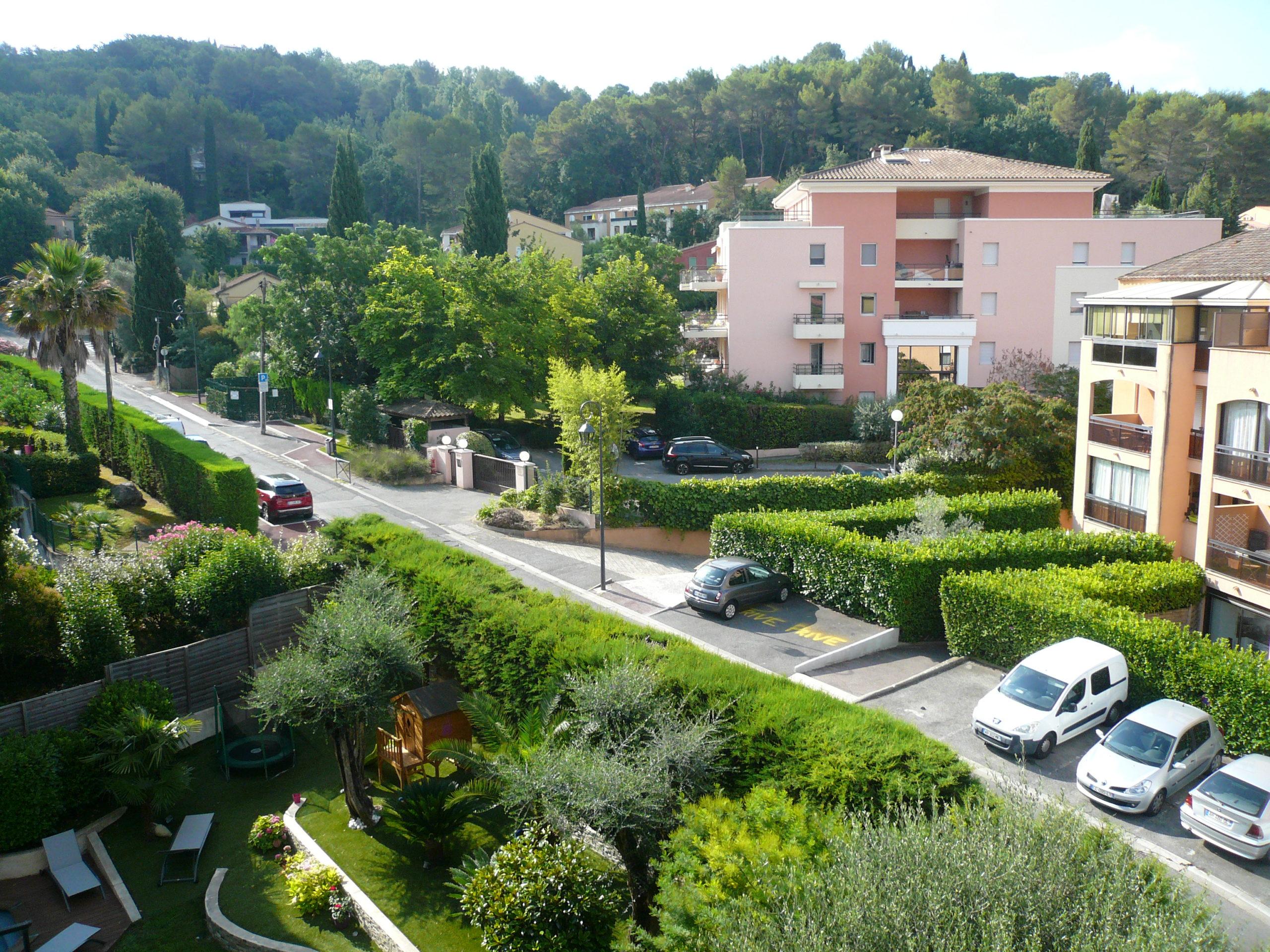 VENTE APPARTEMENT 3 PIECES DE 58,55 m² à MOUGINS
